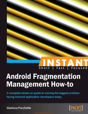 Free Download PDF Books, Android Fragmentation Management How-to
