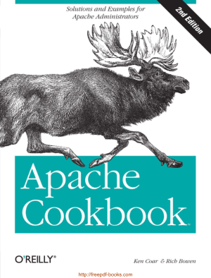 Apache Cookbook 2nd Edition, Pdf Free Download