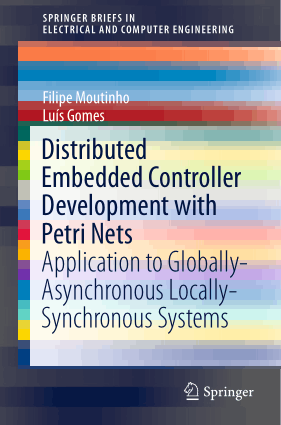 Distributed Embedded Controller Development with Petri Nets