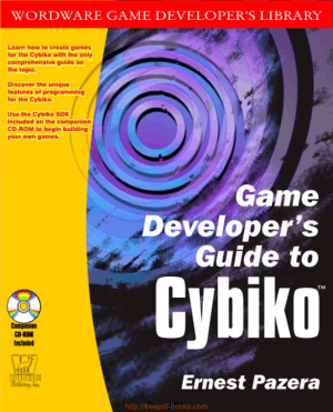 Free Download PDF Books, Game Developers Guide to Cybiko