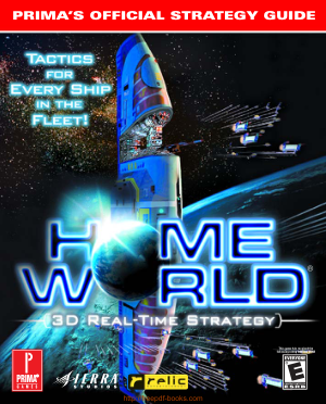 Homeworld Primas Official Strategy Guide