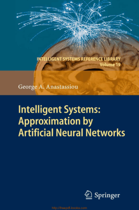 Intelligent Systems Approximation by Artificial Neural Networks Book TOC – Free Books Download PDF