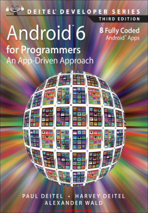 Android 6 for Programmers 3rd Edition Book 2018 year