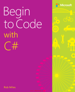 Begin to Code with Csharp Book 2018 year
