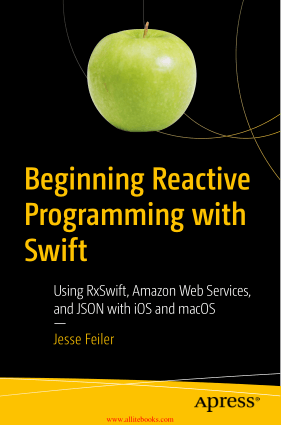 Beginning Reactive Programming with Swift Book 2018 year