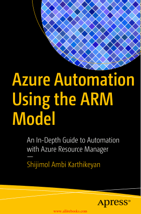 Azure Automation Using the ARM Model Book 2018 year