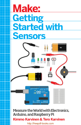 Make Getting Started with Sensors – Measured Arduino