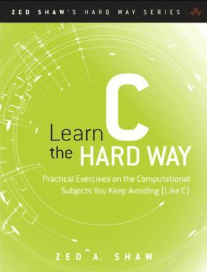 Free Download PDF Books, Learn C The Hard Way Book