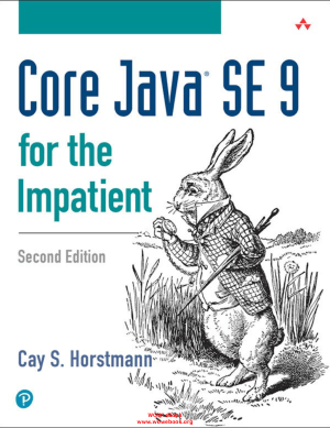 Core Java SE9 for the Impatient Second Edition Book of 2018