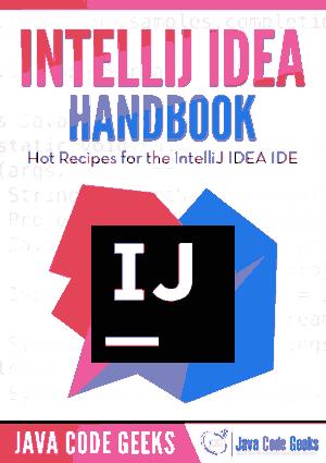 IntelliJ IDEA Handbook Book of 2017