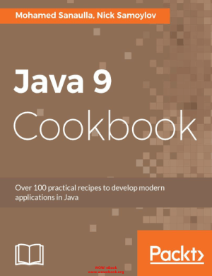 Java 9 Cookbook Book of 2017