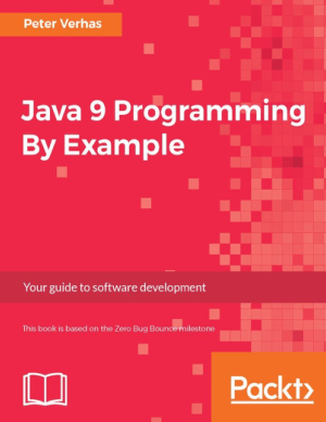 Free Download PDF Books, Java 9 Programming By Example Book of 2017