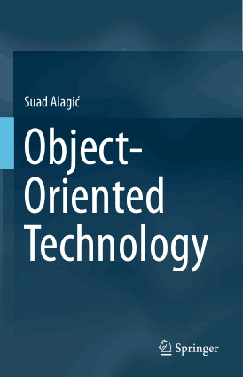 Object Oriented Technology Book TOC – Free Books Download PDF