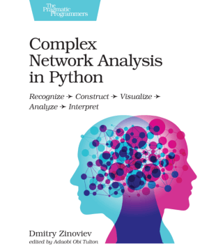 Free Download PDF Books, Complex Network Analysis in Python Book Of 2018