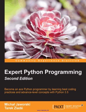Free Download PDF Books, Expert Python Programming Second Edition Book