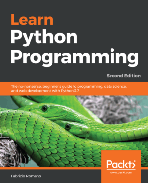 Free Download PDF Books, Learn Python Programming Second Edition