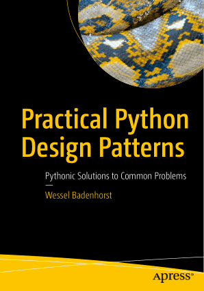 Free Download PDF Books, Practical Python Design Patterns Book