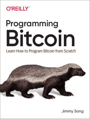 Free Download PDF Books, Programming Bitcoin Learn How to Program Bitcoin from Scratch