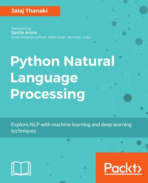 Python Natural Language Processing Book of 2017