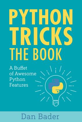 Python Tricks The Book of 2017