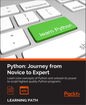 Python Journey from Novice to Expert Book of 2016