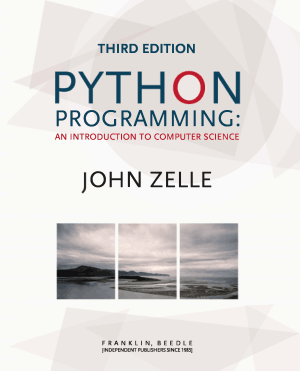 Python Programming 3rd Edition Book