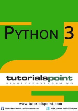 Python 3 Book of 2016