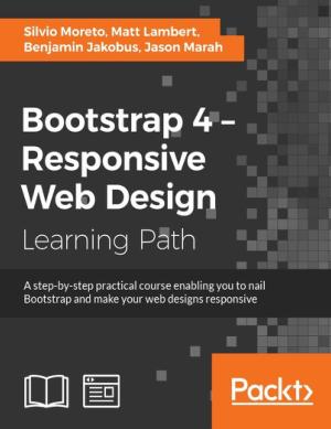 Free Download PDF Books, Bootstrap 4 Responsive Web Design Book