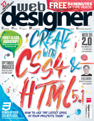 Free Download PDF Books, Web Designing HTML5 and CSS4