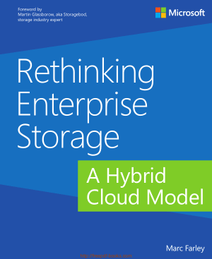 Rethinking Enterprise Storage A Hybrid Cloud Model