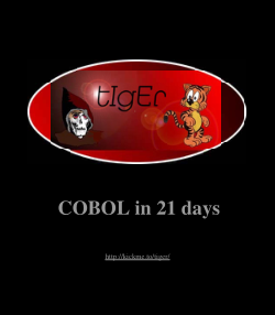 Free Download PDF Books, Teach Yourself Cobol In 21 Days 2nd edition PDF