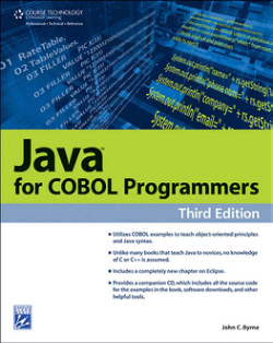 Java For Cobol Programmers  Third Edition PDF