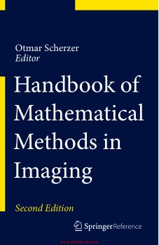 Free Download PDF Books, Handbook of Mathematical Methods in Imaging 2nd edition Free PDF