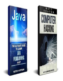 Free Download PDF Books, Ultimate Guide to Learn Java Programming and Computer Hacking