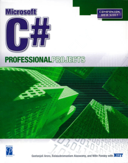 Free Download PDF Books, Microsoft C-sharp Professional Projects Pdf