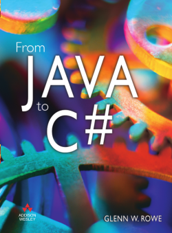 From Java to C-sharp