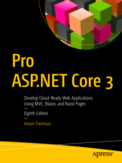 Free Download PDF Books, Pro ASP.NET Core 3 8th. Edition PDF