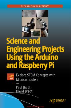 Free Download PDF Books, Science and Engineering Projects Using the Arduino and Raspberry Pi PDF