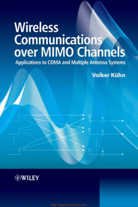 Wireless Communications over MIMO Channels – Networking Book