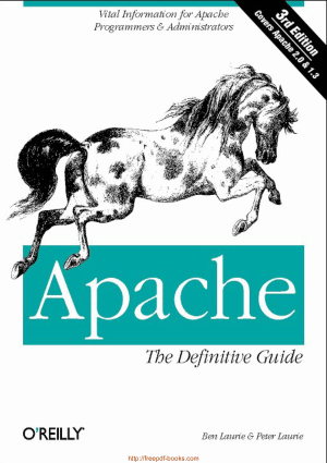 Apache The Definitive Guide 3rd Edition, Pdf Free Download