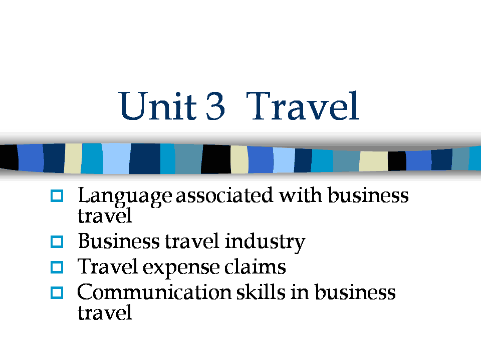 Business Travel And Tourism Powerpoint Presentation Template Ppt Free Download Free Pdf Books