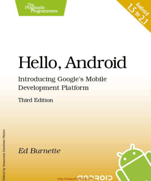 Hello Android 3rd Edition