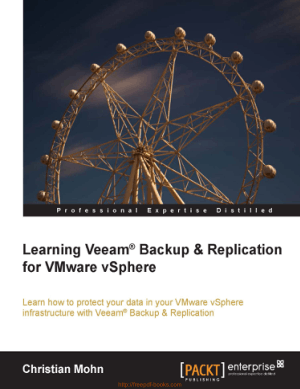 Learning Veeam Backup – Replication for VMware vSphere