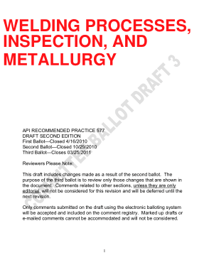 Free Download PDF Books, Welding Processes Inspection And Metallurgy