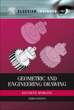 Free Download PDF Books, Geometric and Engineering Drawing