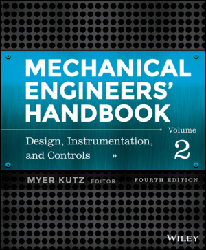 Free Download PDF Books, Mechanical Engineers Handbook Design Instrumentation and Controls 2nd Edition