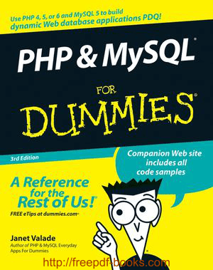 PHP and MySQL For Dummies 3rd Edition