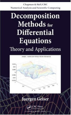 Free Download PDF Books, Decomposition Methods for Differential Equations Theory and Applications