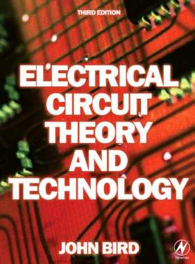 Free Download PDF Books, Electrical Circuit Theory and Technology Third Edition