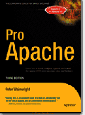 Pro Apache, 3rd Edition